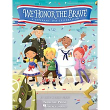 Shawnee Press We Honor the Brave TEACHER BK & STUDENT ON CD ROM
