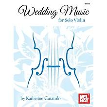 Mel Bay Wedding Music for Solo Violin