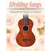 Hal Leonard Wedding Songs For Ukulele - 20 Favorites to Strum & Sing