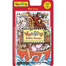 Penguin Books Wee Sing Bible Songs Book & CD