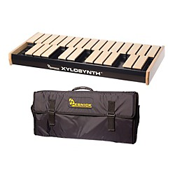 Wernick MkVI Blonde Birch Xylosynth w/Internal Sounds and Soft Bag (XS6-2BB-IS-WBAG-KIT)