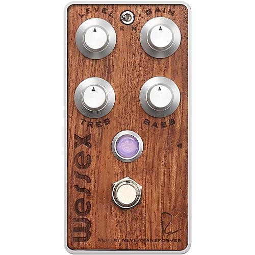 Bogner Wessex - Bubinga Overdrive Guitar Effects Pedal-thumbnail