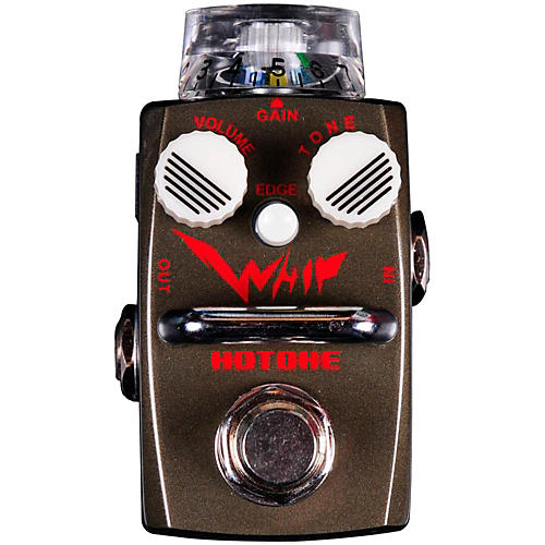 Hotone Effects Whip Metal Distortion Skyline Series Guitar Effects Pedal-thumbnail