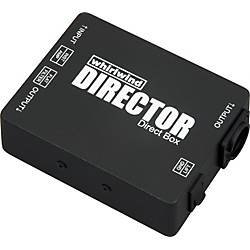 Whirlwind Director Deluxe Direct Box (DIRECTOR)