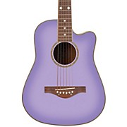 Daisy Rock Wildwood Spruce Top Cutaway Acoustic Guitar