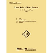 Edward B. Marks Music Company William Bolcom - Little Suite of Four Dances E.B. Marks Series Composed by William Bolcom