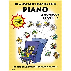 Willis Music Beanstalk's Basics For Piano Lesson Book Level 2 (406418)