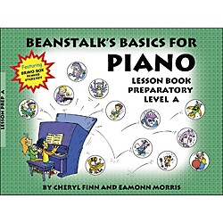 Willis Music Beanstalk's Basics For Piano Lesson Book Preparatory Level A (406415)