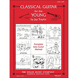 Willis Music Classical Guitar For The Young Level One (405492)