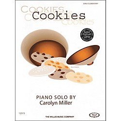 Willis Music Cookies Early Elementary Piano Solo by Carolyn Miller (406670)