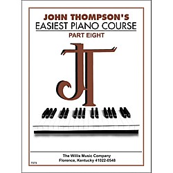 Willis Music John Thompson's Easiest Piano Course Book 6 (414151)