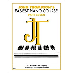 Willis Music John Thompson's Easiest Piano Course Part 7 (414174)