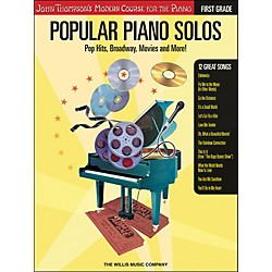 Willis Music John Thompson's Modern Course For Piano - Popular Piano Solos First Grade (416691)