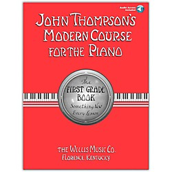 Willis Music John Thompson's Modern Course For The Piano Grade 1 Book/CD (416505)