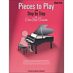 Willis Music Pieces To Play Book 1 (404507)