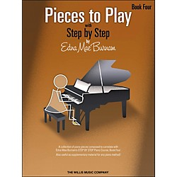 Willis Music Pieces To Play Book 4 (404567)