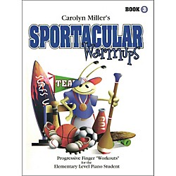 "Willis Music Sportacular Warm-ups Book 3 Progressive Finger ""Workouts"" Elementary Level (406294)"