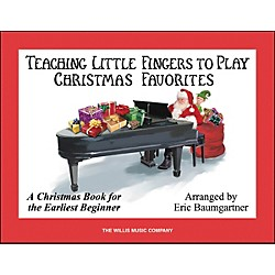 Willis Music Teaching Little Fingers To Play Christmas Favorites (416721)