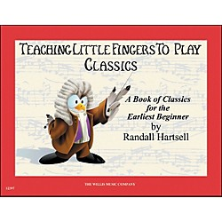 Willis Music Teaching Little Fingers To Play Classics Book (406550)