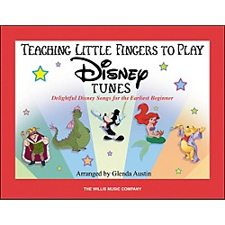 Willis Music Teaching Little Fingers To Play Disney Tunes (Book Only) (416748)