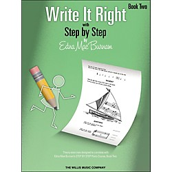 Willis Music Write It Right Book 2 (404472)