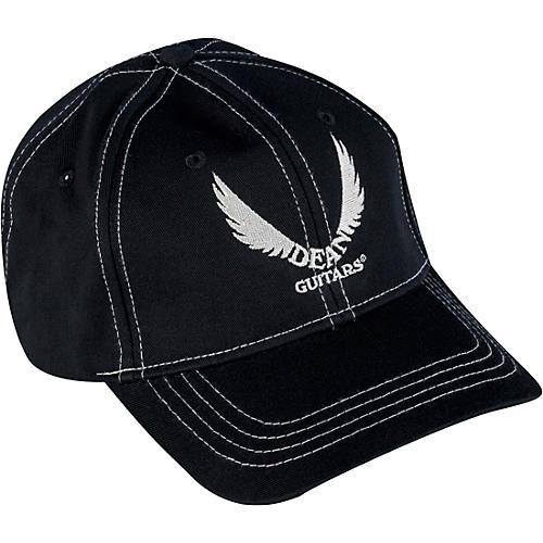 Dean Wings Logo Hat Black