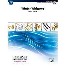 Alfred Winter Whispers Concert Band Grade 1 Set