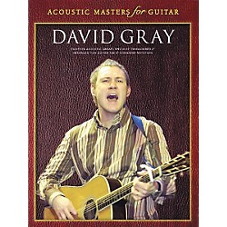 Wise Publications David Gray Guitar Tab Songbook (699657)