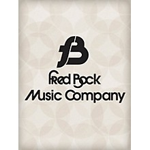 Fred Bock Music With High Delight IPAKB Arranged by Todd Wilson
