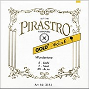 Pirastro Wondertone Gold Label Series Violin String Set