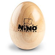 Nino Wood Egg Shaker