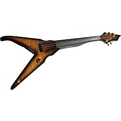 Wood Violins 5-String Fretless Viper Electric Violin (V5BTB109TG-03)