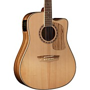 Washburn Woodcraft Series WCSD32SCE Dreadnought Acoustic-Electric Guitar