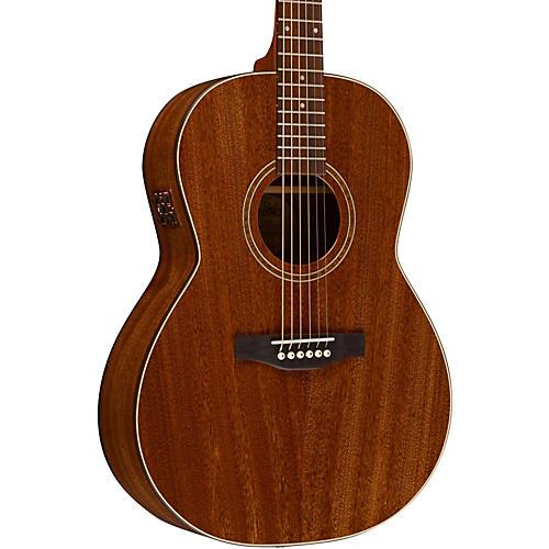 Simon & Patrick Woodland Pro Folk Mahogany Acoustic-Electric Guitar-thumbnail