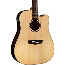 Washburn Woodline Series WLD20SCE Acoutic-Electric Guitar