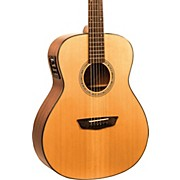 Washburn Woodlline Series WLO100SWEK Orchestra Acoustic-Electric Guitar