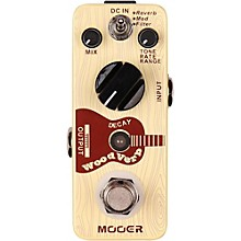 Mooer Woodverb Effects Pedal