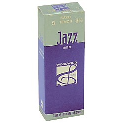 Woodwind Paris Jazz Tenor Saxophone Reeds (WWJTSR2.5)