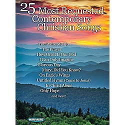 Word Music 25 Most Requested Contemporary Christian Songs (110584)