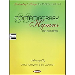 Word Music 33 Contemporary Hymns arranged for piano, vocal, and guitar (P/V/G) (309422)