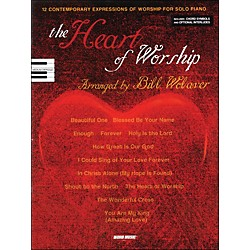 Word Music Heart Of Worship arranged for piano, vocal, and guitar (P/V/G) (309975)