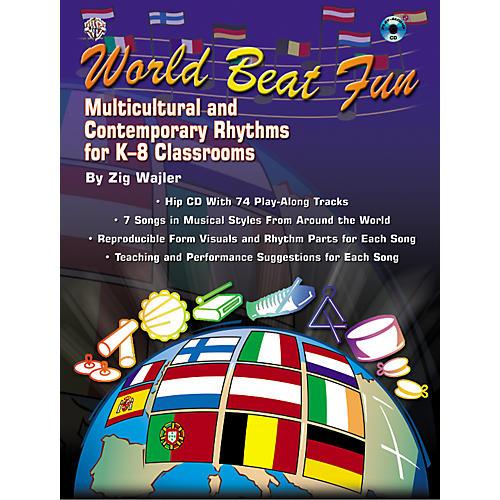 Alfred World Beat Fun Book/CD-thumbnail