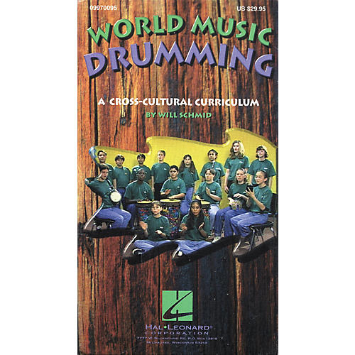 Hal Leonard World Music Drumming Video DVD
