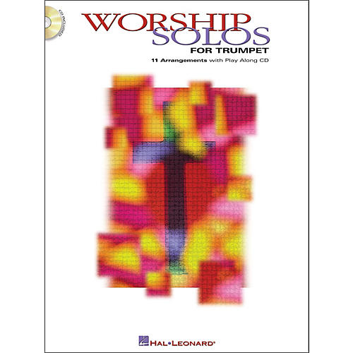 Hal Leonard Worship Solos for Trumpet Book/CD