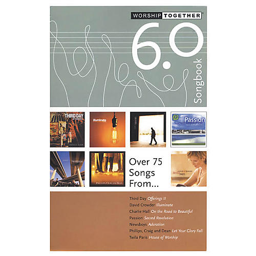Worship Together WorshipTogether 6.0 Songbook-thumbnail