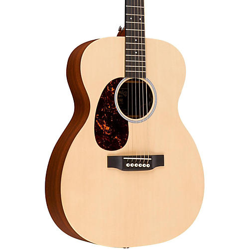 Martin X Series 000XAE-L Auditorium Left-Handed Acoustic-Electric Guitar-thumbnail