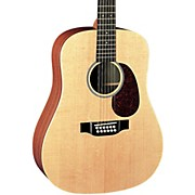 Martin X Series 2016 D12X1AE Dreadnought 12-String Acoustic-Electric