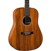 Martin X Series 2016 DXK2AE Dreadnought Acoustic-Electric Guitar