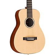 Martin X Series 2016 LX Little Martin Left-Handed Acoustic Guitar