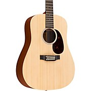 Martin X Series Custom X1D12E-CST Dreadnought 12-String Acoustic-Electric